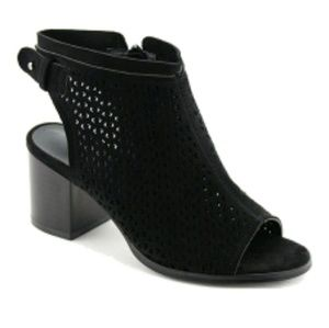 NEW Black Avery Ankle Boot -